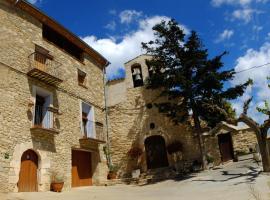 Abadia de Cal Bessó, Alberola (Cerca de Baldellou)