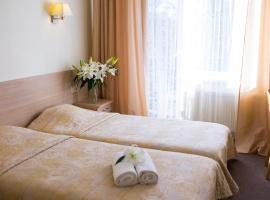 Hotel Arkadia, Апшуциемс