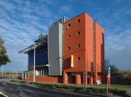 Hostel De Zandpoort, Mechelen (Heihoek yakınında)