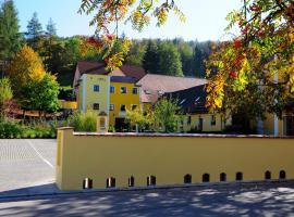 Hotel Schlossresidenz Heitzenhofen, Kleinduggendorf (Wolfsegg yakınında)