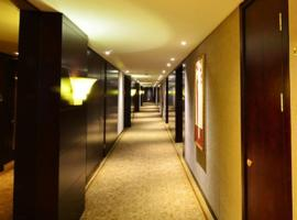 Kessai International Hotel, Jining (Caiying yakınında)