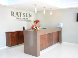 Ratsun Nadi Airport Apartment Hotel, Нади (рядом с городом Koroiyatha)