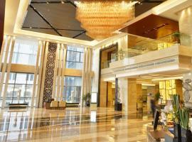 Dynasun International Hotel, Haimen (Sanxing yakınında)