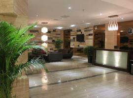 Jingbian Zhongyou Northwest Hotel, Jingbian (Sunyaoxian yakınında)