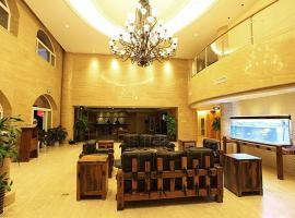 Solar Valley Micro-E International Hotel, Dezhou (Lingcheng yakınında)