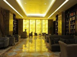 Hemei & Jinpan Hotel, Jinhua (Bailongqiao yakınında)