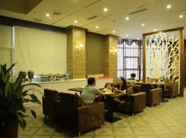 Fenghuang Garden Holiday Hotel, Shiyan (Bailangtang yakınında)