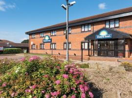 Days Inn Hotel Warwick South - Southbound M40, Уорик (рядом с городом Lighthorne)