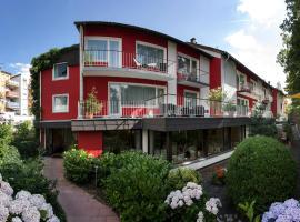 Stadt-Hotel Bad Hersfeld, Bad Hersfeld (Gittersdorf yakınında)