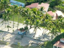Alma Tropical Resort, Vera Cruz de Itaparica (Armação do Tairu yakınında)