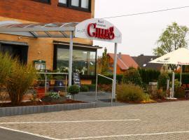 Hotel Restaurant Gilles, Kollig (Kaifenheim yakınında)