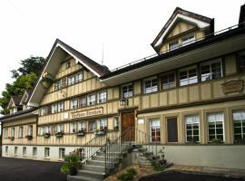 Gästehaus Hirschen, Schwellbrunn (Degersheim yakınında)
