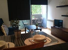 Apartment Bosch, Херона (рядом с городом Сальт)