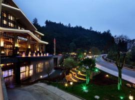 Zhongtailai International Hotel, Jinggangshan (Dajing yakınında)