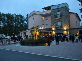 Hotel La Torretta, Castel San Pietro Terme (Dozza yakınında)