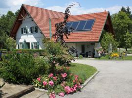 Buschenschank Orsl, Wildbach (Bad Gams yakınında)