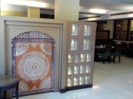 Hotel The Shiv Regency