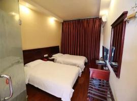 Tashan Hotel, Langzhong (Nanbu yakınında)
