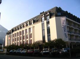 City Hotel, Brunnen