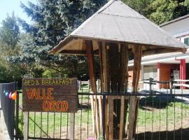 B&B Valle Orco, Sparone (Locana yakınında)