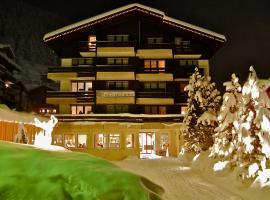 Hotel Garni Jägerhof, Saas-Fee