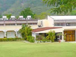 UWI Mona Visitors' Lodge & Conference Centre, Kingston (Harbour View yakınında)