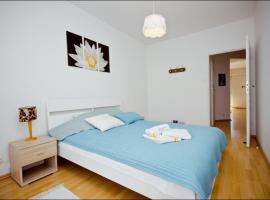 Warsaw Sunny Apartment