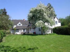 Alton Brook House, Combridge (рядом с городом Marston Montgomery)