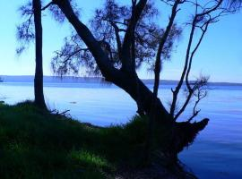 Waterfront Jervis Bay Escape Cooinda