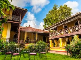 Homestay Casa Menezes, Бамболим (рядом с городом Carambolim)