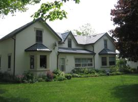 Angel House Bed and Breakfast, Creemore (Mansfield yakınında)