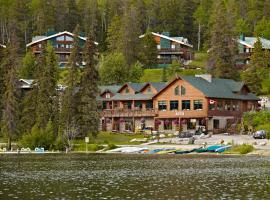 Pyramid Lake Resort