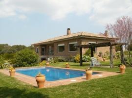 Villa La Romaguera, Garrigolas (рядом с городом Vilopríu)