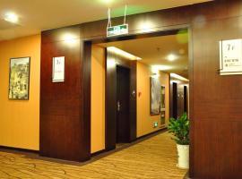 Innovate YeoHwa Hotel, Weinan (Huazhou yakınında)