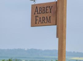 Abbey Farm, Тейм (рядом с городом Long Crendon)