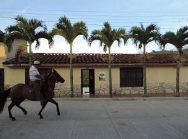 Panorama Café Hostel, Buenavista (Pijao yakınında)