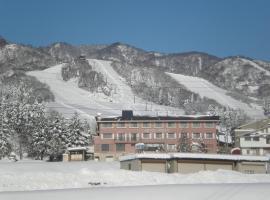 Alpen Plaza, Iiyama