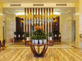 Crown Hotel Junyue, Fuzhou (Liqiao yakınında)