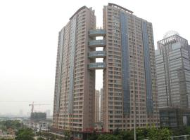 Grand Hyatt Villa all The Suites Hotel Apartment, Kunshan (Luoxiang yakınında)