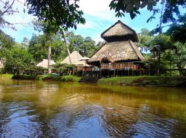 Cuyabeno River Lodge, Marian (Tarapoa yakınında)
