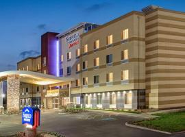 Fairfield Inn & Suites by Marriott Dallas Plano North