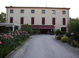 Villa Belfiore, Ostellato (Massa Fiscaglia yakınında)