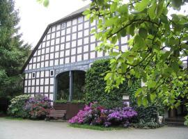 Landgasthof Rieger, Dangenstorf (Lüchow yakınında)