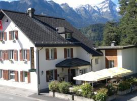 Gasthaus Waldheim, Fürstenaubruck (Sarn yakınında)