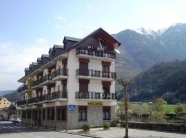Hotel Garona, Bossost