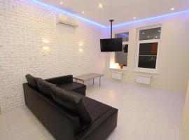 Apartment Night City Na Druzhby
