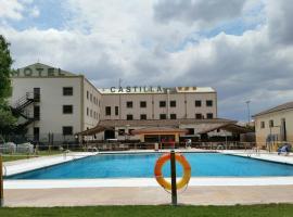 Hotel Castilla, Torrijos (Barcience yakınında)