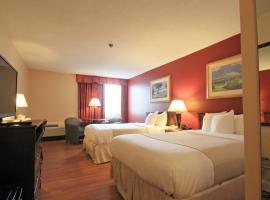 Fireside Inn & Suites Portland, Portland