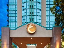 Executive Plaza Hotel & Conference Centre, Metro Vancouver, Coquitlam