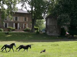 Domaine La Bonne Etoile, Beausemblant (рядом с городом Saint-Romain-d'Albon)